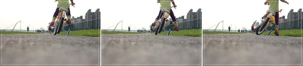 ﹝4Y8M4W2D﹞美堤河濱公園騎單車去 (33)