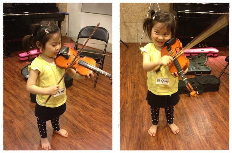 ﹝3Y9M3W3D﹞暢遊音樂王國 第一堂『小提琴與大提琴』@音樂理想國 (42)