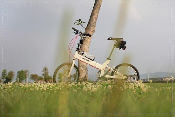 ﹝4Y8M4W2D﹞美堤河濱公園騎單車去 (3)