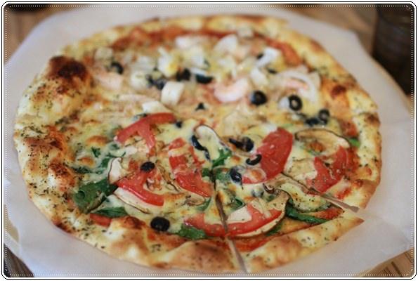 ﹝3Y11M3W2D﹞現做的就是好呷。義式手工窯烤披薩Pizza PARK (33)