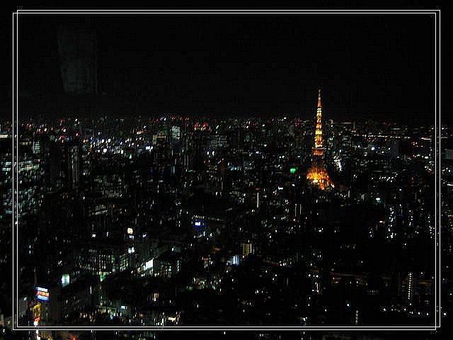 【初夏的東京】Day2 六本木Hills~星空下的東京