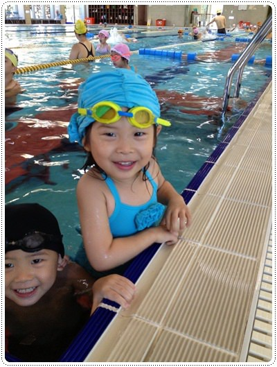 迎接夏天的來臨◎台北市兒童游泳教學&游泳池大評比 (93)