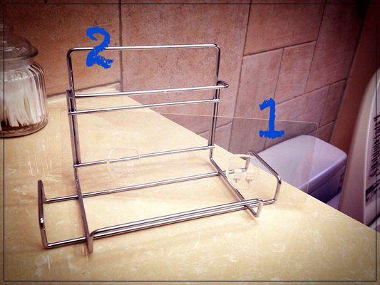 【小猴媽❤佈置】浴室裡頭的優良小物們 (13)