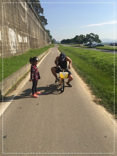 安娜愛上學✿‿✿圖畫日記:學騎雙輪腳踏車 (1).jpg
