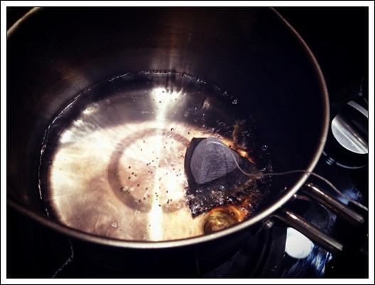 喝了會好幸福的鍋煮奶茶 (6)