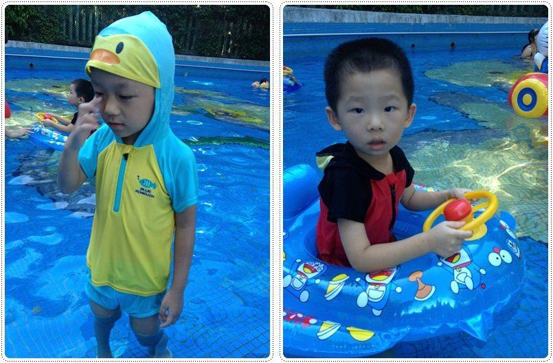 迎接夏天的來臨◎台北市兒童游泳教學&游泳池大評比 (42)