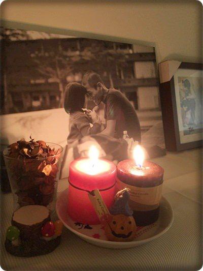 【小猴媽❤大創】10月份就是要擺顆南瓜才行之好有萬聖節氣氛的中秋烤肉節 (1).jpg