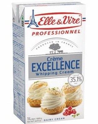 ﹝親子。小廚房﹞冰箱常備客◎煮鹹做甜少不了的法國鐵塔奶油動物性鮮奶油 (46)