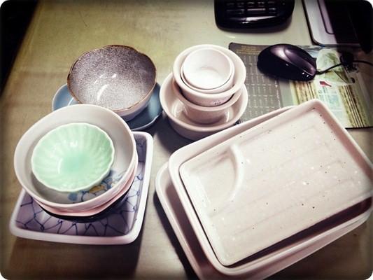 【小猴媽❤佈置】幫餐具櫃添點ㄦ日式風◎豐名日式進口餐具~大推薦!! (1)