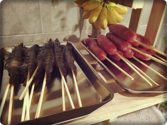 【小猴媽❤大創】10月份就是要擺顆南瓜才行之好有萬聖節氣氛的中秋烤肉節 (31).jpg