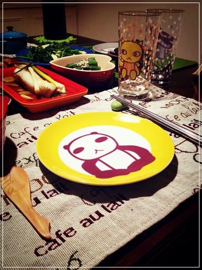 誰來晚餐。Le Creuset X 全家阿朗基系列產品 (3).jpg