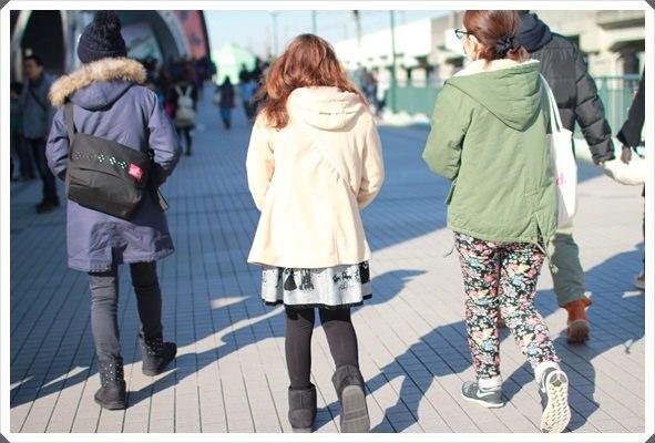 2015冬遊日本。東京迪士尼樂園之安娜與艾莎的冰雪夢幻 (11).JPG