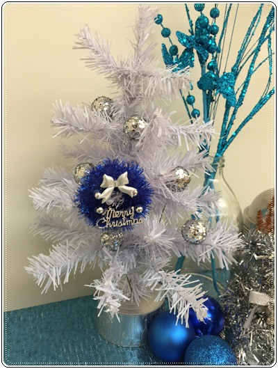 【小猴媽❤大創】聖誕節ㄟ居家佈置。拉哩溝~拉哩溝~歡迎來到艾莎女王的冰雪世界 (32).JPG