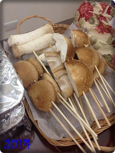 【小猴媽❤大創】10月份就是要擺顆南瓜才行之好有萬聖節氣氛的中秋烤肉節 (48)