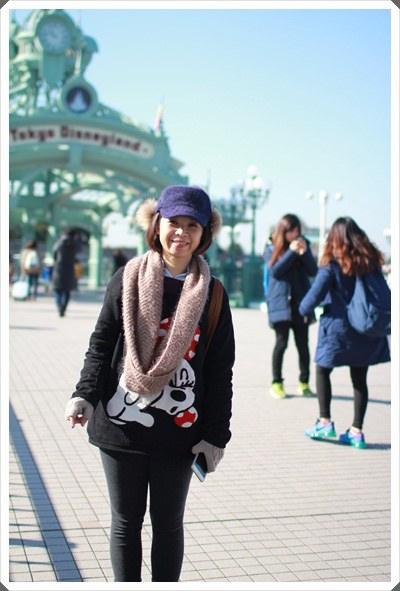 2015冬遊日本。東京迪士尼樂園之安娜與艾莎的冰雪夢幻 (17).JPG