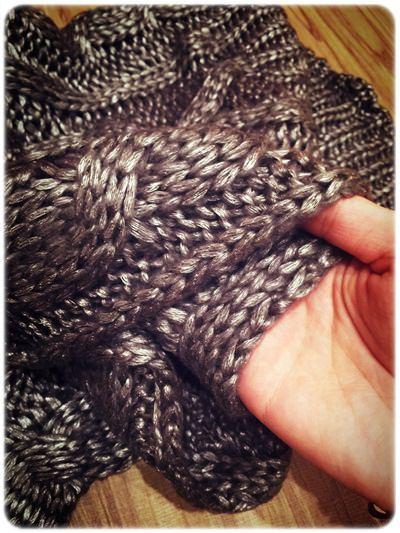 【小猴媽❤佈置】HOLA。溫暖直通心房的HH金屬光澤編織毯 (3).jpg