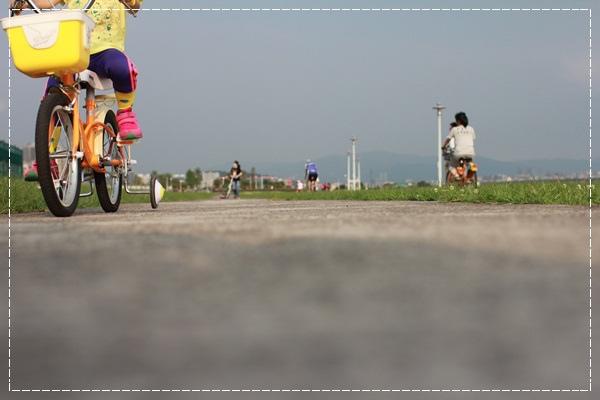 ﹝4Y8M4W2D﹞美堤河濱公園騎單車去 (46)