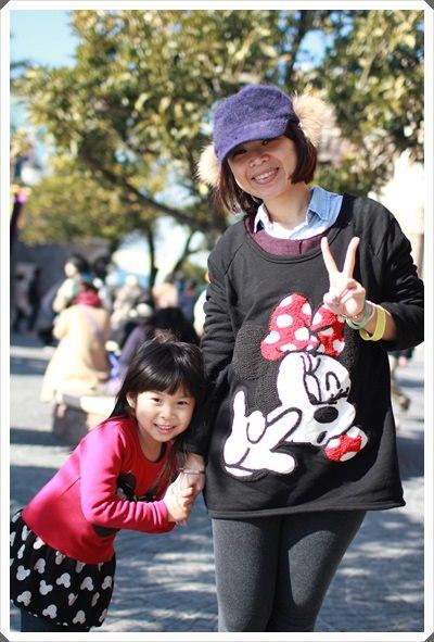 2015冬遊日本。東京迪士尼樂園之安娜與艾莎的冰雪夢幻 (34).JPG