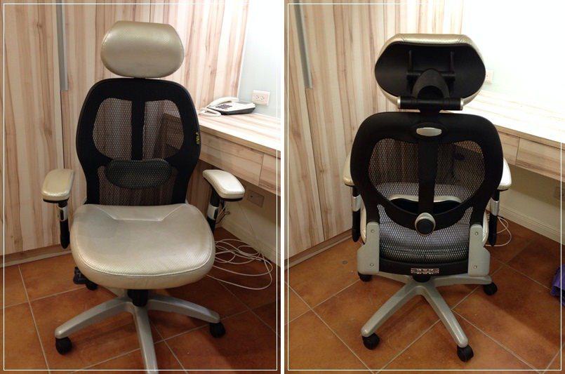 【小猴媽❤佈置】要舒適還是要外觀!宅男工程師最愛的OA辦公椅之選擇~鷹牌專業級椅群 THE OLDEST EAGLE BRITISH (14)