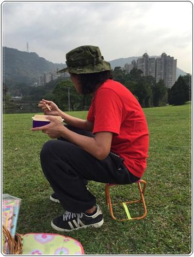 【小猴媽❤大創】 宛如夢幻婚禮般的粉嫩春日野餐 at 南港公園 (5).jpg