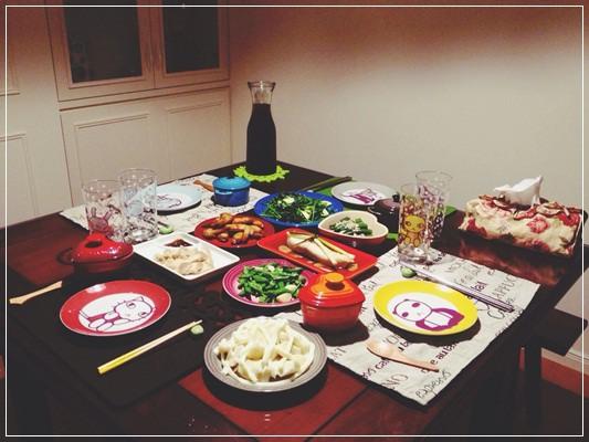 誰來晚餐。Le Creuset X 全家阿朗基系列產品 (4).jpg