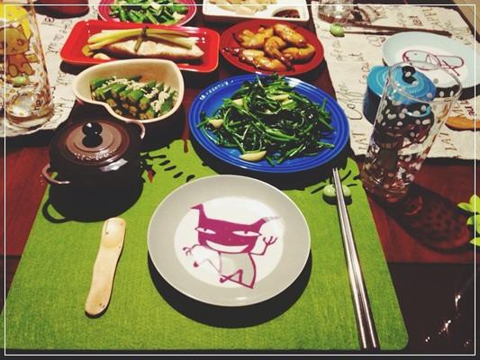 誰來晚餐。Le Creuset X 全家阿朗基系列產品 (5).jpg