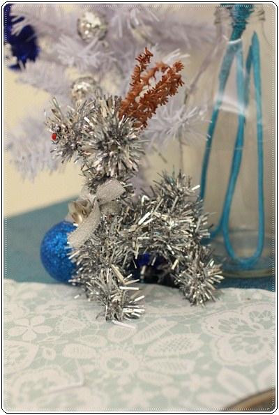 【小猴媽❤大創】聖誕節ㄟ居家佈置。拉哩溝~拉哩溝~歡迎來到艾莎女王的冰雪世界 (25).JPG