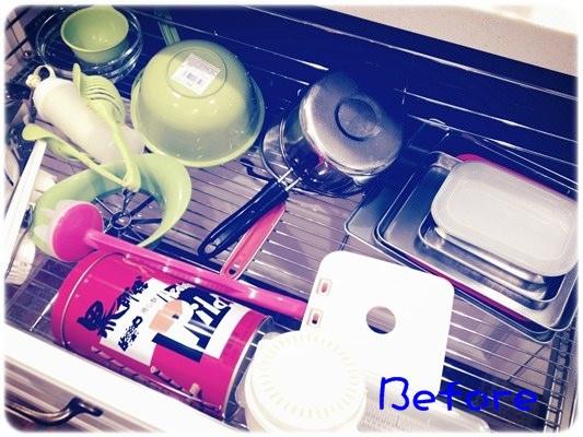 【小猴媽❤大創】廚房的收納小物們。它不只是它!! (15)