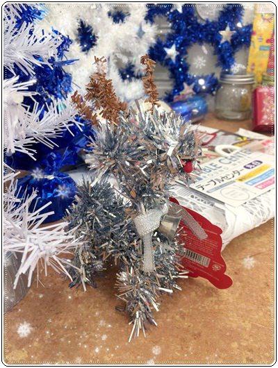 【小猴媽❤大創】聖誕節ㄟ居家佈置。拉哩溝~拉哩溝~歡迎來到艾莎女王的冰雪世界 (4).jpg