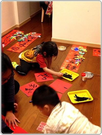 安娜愛畫畫✿‿✿充滿童趣的中國年裝飾 (3)