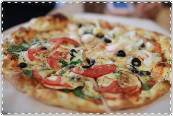 ﹝3Y11M3W2D﹞現做的就是好呷。義式手工窯烤披薩Pizza PARK (32)