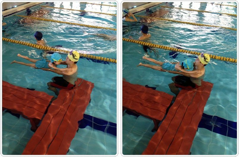 迎接夏天的來臨◎台北市兒童游泳教學&游泳池大評比 (94)