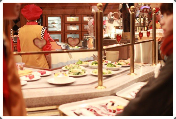 2015冬遊日本。東京迪士尼樂園之安娜與艾莎的冰雪夢幻 (53).JPG