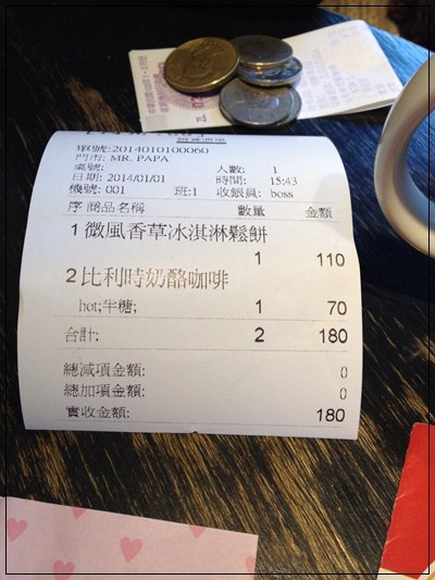 ﹝4Y5M2W5d﹞迎接2014,當然還是要繼續嘴吃四方溜◎MR. PAPA WAFFLE & CAFE 比利時鬆餅專賣店→Anzu杏子日式豬排餐廳 (13)