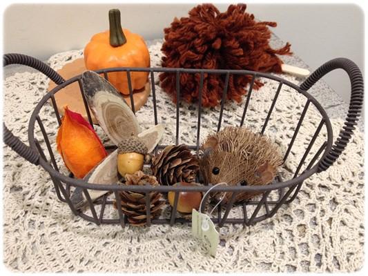 【小猴媽❤佈置】Natural Kitchen。屬於秋天的顏色(內含萬聖節季節性商品) (15).JPG
