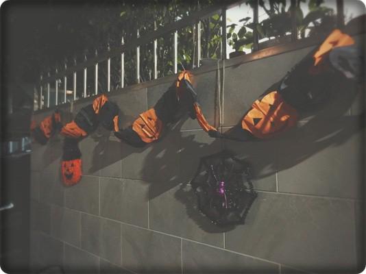 【小猴媽❤大創】10月份就是要擺顆南瓜才行之好有萬聖節氣氛的中秋烤肉節 (23).jpg
