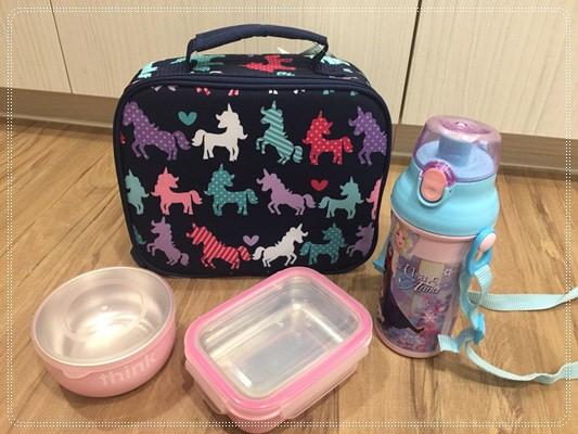 揹起書包上學去~日本真皮書包開箱文與便當餐盒的準備 (36)