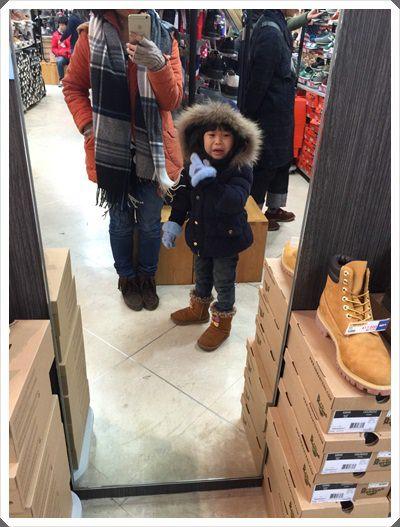 2015冬遊日本。六天3套保暖又好看的母女裝穿搭分享 (43).jpg