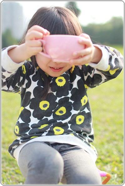 【小猴媽❤大創】 宛如夢幻婚禮般的粉嫩春日野餐 at 南港公園 (72).JPG