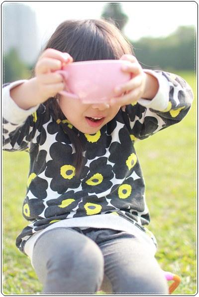 【小猴媽❤大創】 宛如夢幻婚禮般的粉嫩春日野餐 at 南港公園 (73).JPG