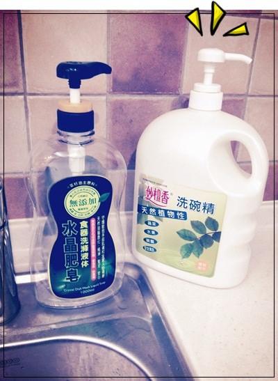【小猴媽❤佈置】幫洗碗精找了個新家 (6)