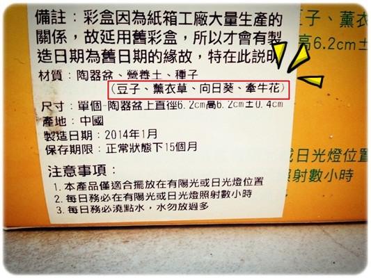 【小猴媽❤佈置】特力屋。樂園藝之CoolOne迷你樂活盆栽組 & LOFT底部防滑澆花器 (11).jpg