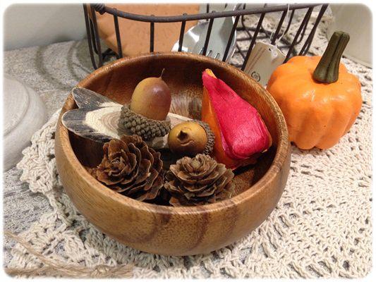 【小猴媽❤佈置】Natural Kitchen。屬於秋天的顏色(內含萬聖節季節性商品) (8).JPG